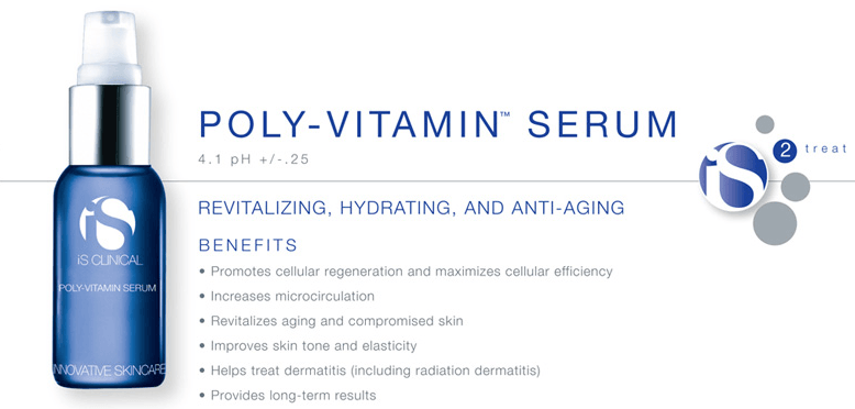 Serum chống lão hóa iS Clinical Poly-Vitamin Serum