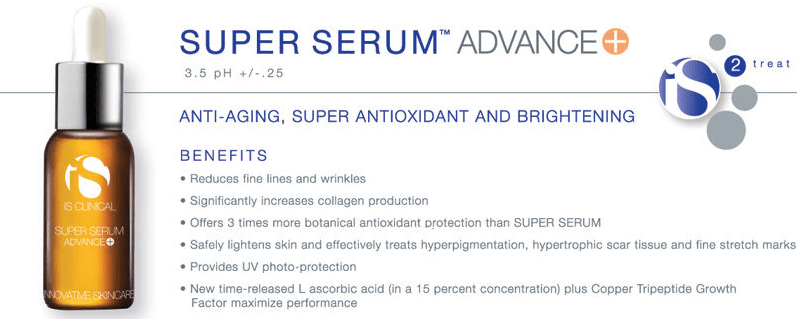 Serum trị rạn iS Clinical Super Serum Advance 2