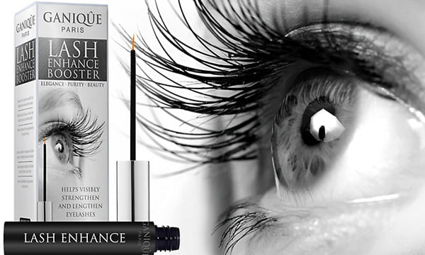 Serum mọc mi Ganique Lash Enhance Booster 2